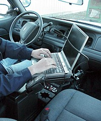 Car Laptop Desk