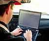 GMC Chevrolet G200 SUV Laptop Stand Installation