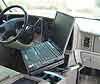 GMC Chevrolet G200 Laptop Stand Installation